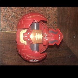 "Bakugan Battle Brawler DeKa Large Ball 400g  10.5"""